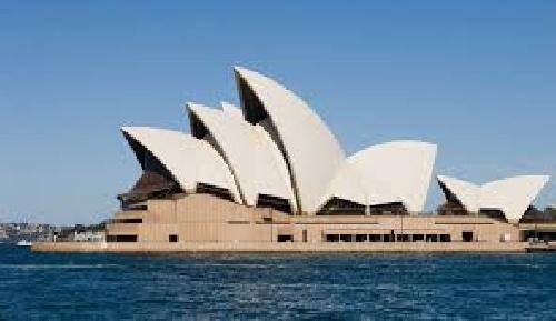 خانه اپرای سیدنی استرالیا (cydney opera house)